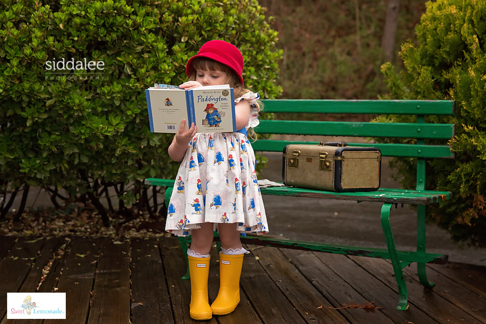 Paddington dress-