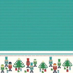 Nutcracker Border-